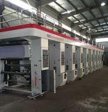 Stampatrice industriale della pellicola di stampa di rotocalco sul pacchetto di plastica
