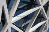 Impiallacciatura di alluminio intagliata per la decorazione della parete