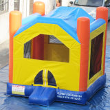 Los niños divertidos gorila inflable castillo hinchable para la venta