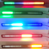 Commande à distance Strobe Multi-Color Offroad utilisé de la police d'avertissement d'urgence Barre d'éclairage à LED RVB