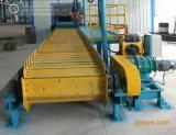 앞치마 컨베이어는 수평한 기울어지는 물자 컨베이어일 수 있다