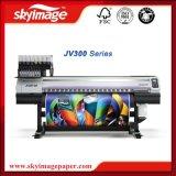 염색하 승화 이동 인쇄 기계가 Mimaki에 의하여 Jv300-160A 구르 에 구른다