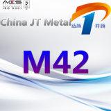 M42 de Plaat van de Pijp van de Staaf van het Staal van het Hulpmiddel van T11342 met Beste Kwaliteit en Prijs