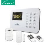 Le bricolage/OEM et ODM toucher le clavier de sécurité à domicile d'alarme intrusion GSM sans fil