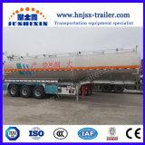 半42000L三車軸石油タンカーのトラックのトレーラーのオイルタンクのトレーラー