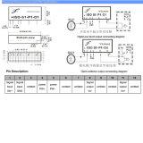 속도 센서 펄스 신호 격리 전송기 ISO S2-P2-O1
