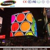 Outdoor P10 étanche de trois ans de garantie plein écran LED de couleur