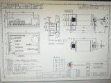 Eléctricas de alta potencia de motor dc sin escobillas de 920W, 5.5A para máquina de correr