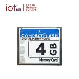 産業コンパクトなフラッシュカードのカリホルニウムのカード4GB 8GBのメモリ・カード