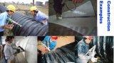 PE пластиковые стороны Booster сваркой накладку экструдера
