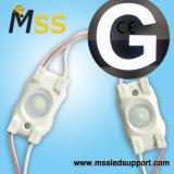 Injeção de luz super brilhante exterior 12V 2835 Módulo LED SMD