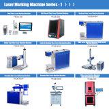 Preiswerte bewegliche Faser-Laser-Markierungs-Gravierfräsmaschine für Metallhersteller