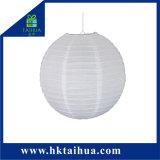 Lanterne rotonde cinesi delle lanterne di carta di prezzi competitivi che Wedding le lanterne di carta