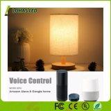 Zhongshan die RGB Slimme Lamp van de Lezing van het Bureau van de Lijst WiFi met UL Vermeld Compatibel systeem met Alexa Tuya aansteken
