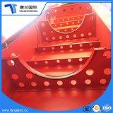 3 EIXOS semi reboque utilizado para o transporte de carga a granel