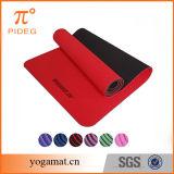 Doppelte Farbe TPE-Yoga-Matte