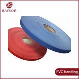 Alta fascia di bordo lucida o di legno del PVC della decorazione del grano