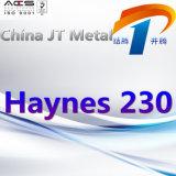 Haynes 230 nikkel-Basis de Pijp van de Plaat van de Staaf van de Legering