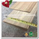 Белый дуб каштан Toplayer деревянного пола для деревообрабатывающих пол паркетный