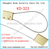 Containers (KD-323)のための電子High Security Cable Seals