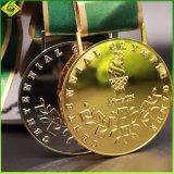 Course de haute qualité professionnelle des médailles