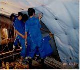 Membrana d'impermeabilizzazione del materiale da costruzione del PVC