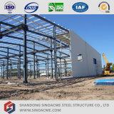 Низкая стоимость Sinoacme сегменте панельного домостроения в стальной каркас здания склада