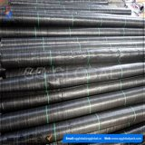 Black 6FT PP Woven Weed Farbic for Orchard