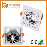 10W Factory COB Square LED spot plafonnier