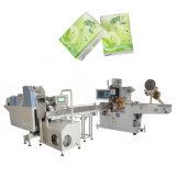 Équipement d'emballage de production de tissus de poche
