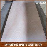 Bb/centímetro cúbico de madera contrachapada del grado 1220X2440m m Okoume para los muebles