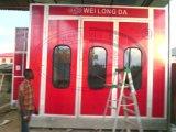 Cabina auto de la pintura del coche de la mejor calidad Wld8200