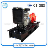 Pompe centrifuge à plusieurs étages entraînée par moteur diesel d'évacuation