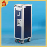 Atlas Aluminium Half-size Airline Train Meal Service Cart