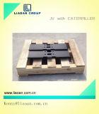 모충을%s PC120-1/2/3 궤도 단화의 굴착기 하부 구조 부속
