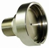 精密部品の自動ステンレス製または合金または鋼鉄みょうばんCNCの機械化の製粉の予備品