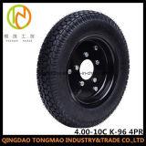 Tractor agrícola de China los neumáticos de riego (400-10C K96 4PR)