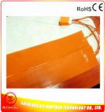 calentador del caucho de silicón de 1050*50*1.5m m 12V 420W