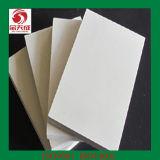 Blanc feuille de PVC rigide pour le Projet