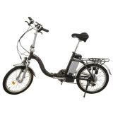Foldable合金フレームEの自転車によって折られる電気バイクのスクーター500Wモーター8fun Shimano速度ギヤ