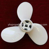 Alloy di alluminio Material YAMAHA Brand 2HP Propeller
