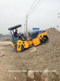 Jm206h voll hydraulische kombinierte Vibrationsrolle 6000kg