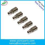 CNC maschinell bearbeitete Teile, Drehbank-Präzisions-Maschinen-Produkte CNC-Auto-Teile