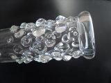 A tubulação de fumo de vidro a mais quente do vidro de Borosilicate da água