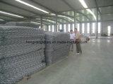 Malla de alambre galvanizado gaviones Net Garbions Jaula de piedra