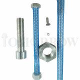 Vente chaude haute qualité en acier inoxydable 304/316 Forgé à chaud Large taille Hex Bolt / Hex Nut / Plain Washer / Allen Bolt / Thread Stud / U-Bolt