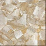 Le mattonelle di pietra di marmo lucidate hanno lustrato le mattonelle di pavimento della porcellana (VRP6D009, 600X600mm)
