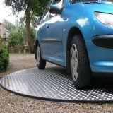 Roterend Platform voor het Draaien van Auto