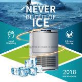 Delux neuer Entwurfs-niedrige Energie Comsumption 22kg Eis-Hersteller 2018