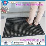 Commercio all'ingrosso di gomma della stuoia della pavimentazione dell'anti cucina di affaticamento di drenaggio